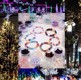 【2017/12/18山梨】屋久杉ブレス作り体験クリスマスワークショップ