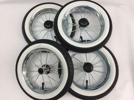 Emmaljunga Radpaket für das Classic Gestell