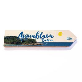 Aiguablava, Begur (varios diseños)