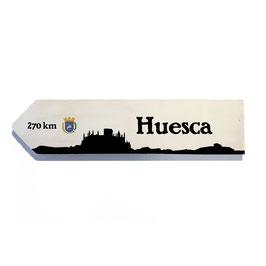 Huesca (varios diseños)