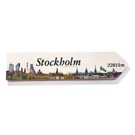Estocolmo / Stockholm (varios diseños)