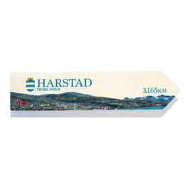 Harstad, Trom, Noruega