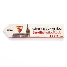 Sevilla, SFC, Estadio Sánchez-Pizjuán (varios diseños)