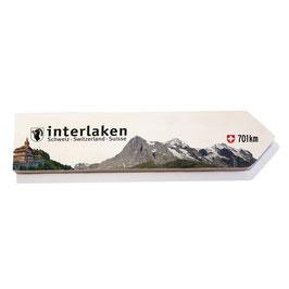 Intelaken, Suiza (varios diseños)