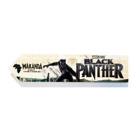 Black Panther, Wakanda, Varios diseños