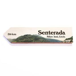 Senterada, Lleida
