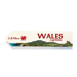 Gales / Wales /Cymru (varios diseños)