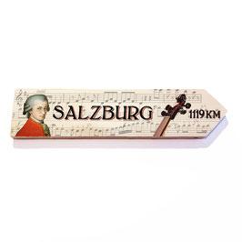 Salzburgo, Austria / Mozart