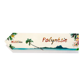Polinesia (varios diseños)