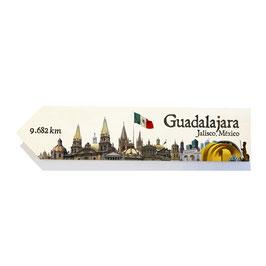 Guadalajara, Jalisco, México (varios diseños)