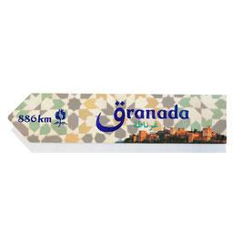 Granada (varios diseños)
