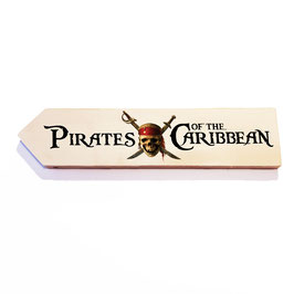 Piratas del Caribe, Pirates of the Caribbean