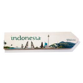 Indonesia (varios diseños)