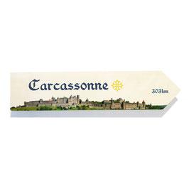 Carcassonne, Francia (varios diseños)