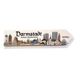 Darmstadt (varios diseños)