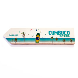 Cumbuco, Brasil