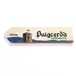Puigcerdá, Girona (varios diseños)