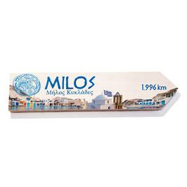 Milos, Grecia (varios diseños)