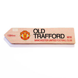 Manchester United Football Club, Old Trafford