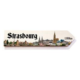 Strasburg / Estrasburgo,  Alsacia (varios diseños)
