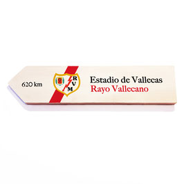 Madrid, Estadio de Vallecas, Rayo Vallecano