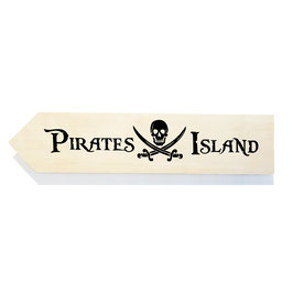 Isla de los Piratas, Peter Pan, Pirates Island