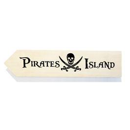 Isla de los Piratas, Peter Pan, Pirates Island