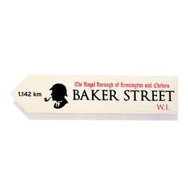 Baker Street, Londres Sherlock Holmes