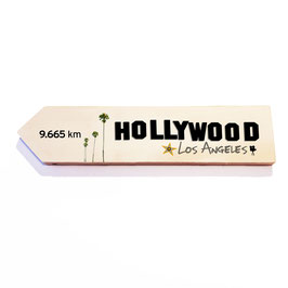 Hollywood, California (varios diseños)