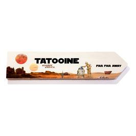 Star Wars, Tatooine (varios diseños)