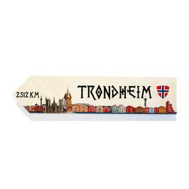 Trondheim, Noruega (varios diseños)