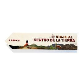 Centro de la tierra, viaje (Julio Verne)