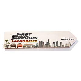 Fast & Furious Los Angeles (varios diseños)