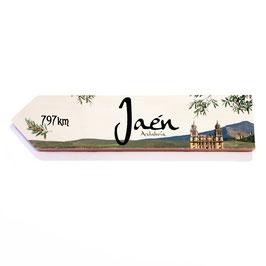 Jaén (varios diseños)