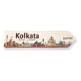 Calcutta / Kolkata, India (varios diseños)