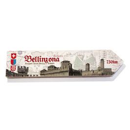 Bellinzona, Suiza