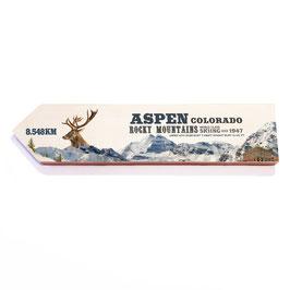 Aspen, Colorado, USA (varios diseños)
