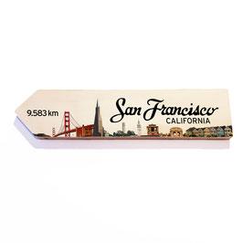 San Francisco (Varios diseños)