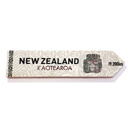 New Zealand (Varios diseños)