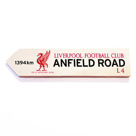 Liverpool Football Club, Anfield Road