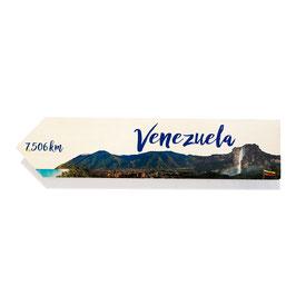 Venezuela skyline