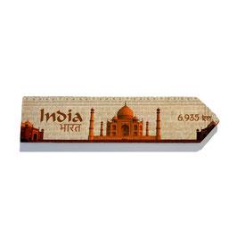 India (varios diseños)