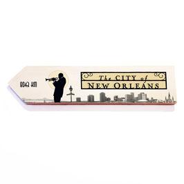 Nueva Orleans, Mississipi (varios diseños)