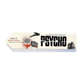 Psicosis / Bates Motel (varios diseños)