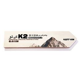 K2, Karakorum, Himalaya