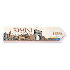 Rimini, Italia (varios diseños)