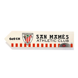 Bilbao, San Mamés, Athletic Club (varios diseños)