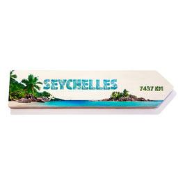 Seychelles (varios diseños)