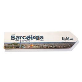 Barcelona: Vallcarca i els Penitents (varios diseños)