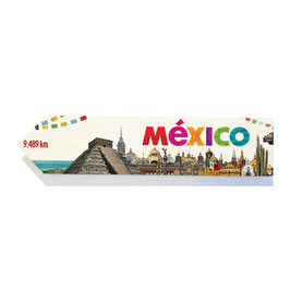 México (varios diseños)